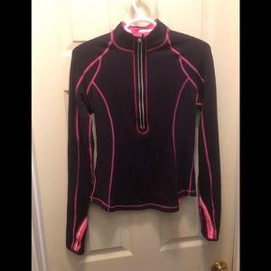 Lululemon purple pink reversible active sweatshirt